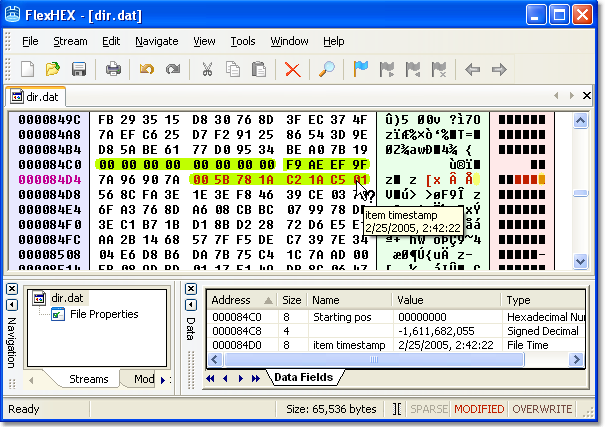 Best free binary file editor