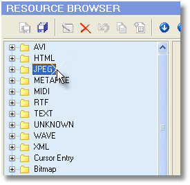 Batch Replace Graphic Resources with Resource Editor: How to